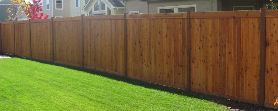 Gentil Cedar Fences Are Known For Their Durability And Resistance To Insect  Attacks. Cedar Wood Will Never Bend Or Deform And Will Stay The Same As You  Bought Them ...